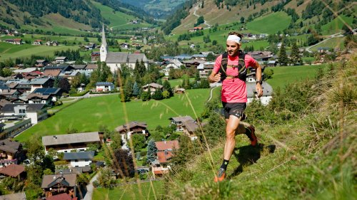 rauris sommer trail running mann