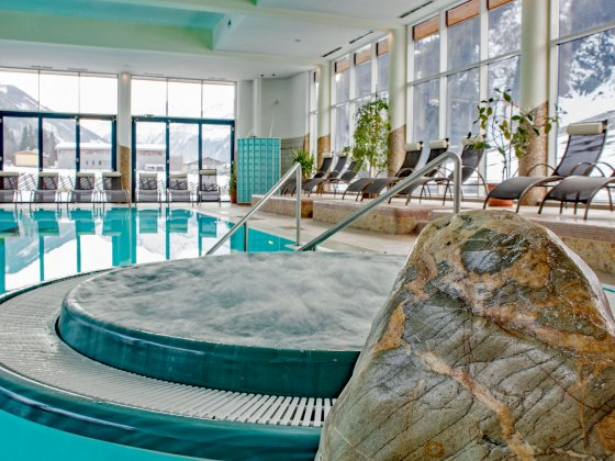 rauris wellnesshotel salzburger land pool whirlpool 1605504557